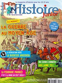 histoire junior 35