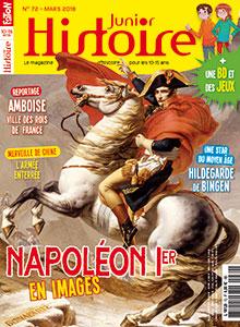 Histoire Junior n° 72 - Mars 18